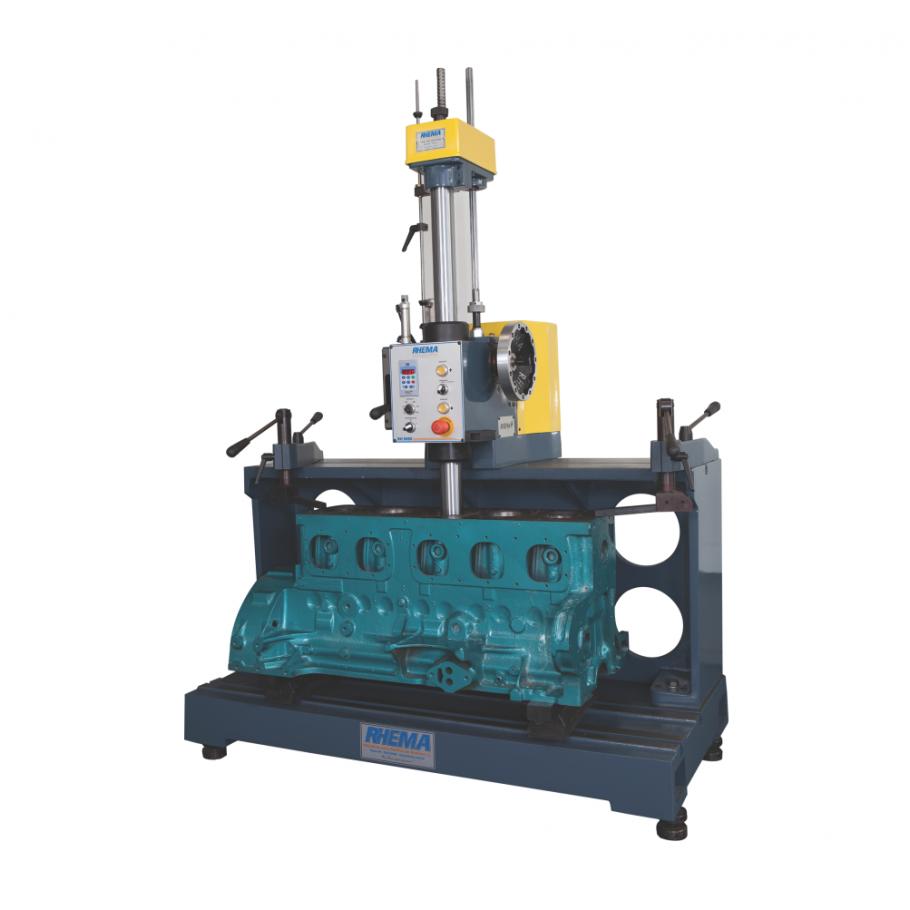 Broqueadora de Cilindros Pneumática - RH 9650